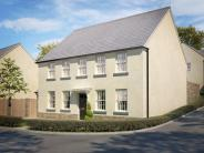 4 bedroom new property for sale in Ermington Mill...
