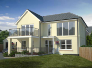 4 bed new home for sale in West Hill, St. Breock...