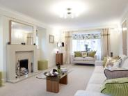 4 bed new house in Eccleston Grange...