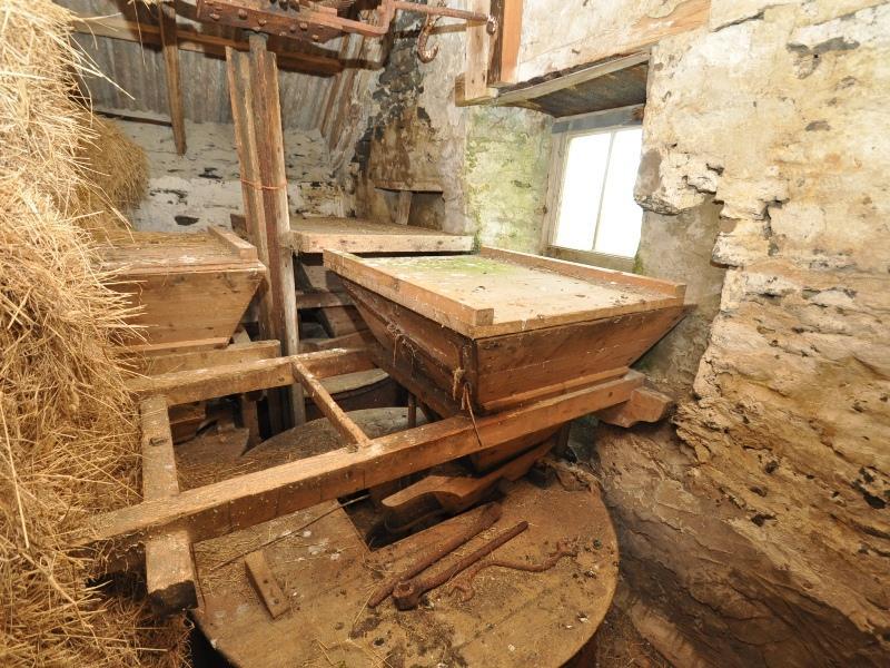 Inside Mill