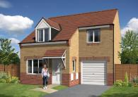 3 bed new home for sale in Knowsley Lane, Huyton...