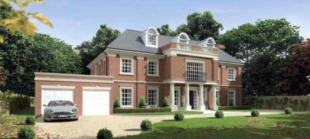 6 bedroom detached house for sale in sandy lane kingswood tadworth surrey kt20