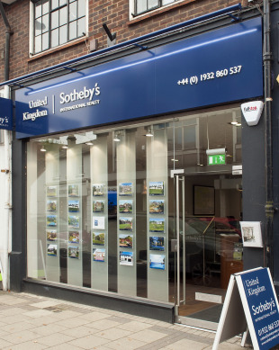 United Kingdom | Sotheby's International Realty, Cobhambranch details