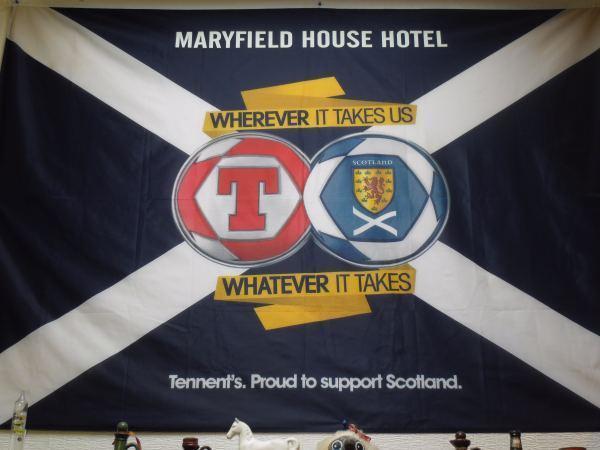 maryfield hotel bressay
