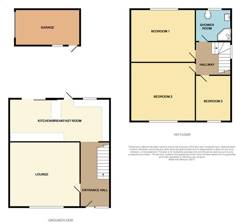 Keystones Floor Plan