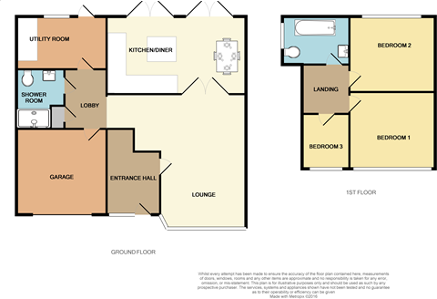 Keystones floor plan