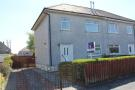 semi detached home for sale in Pentland Road, Chryston...