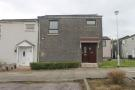 End of Terrace house in Birch Road, Cumbernauld...