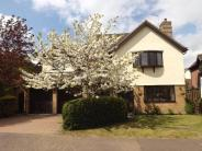 5 bedroom Detached house in Prince Rupert Way...