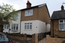 2 bed semi detached property in Birkbeck Road, Rush Green