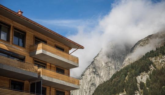4 bedroom Penthouse in Uri, Andermatt