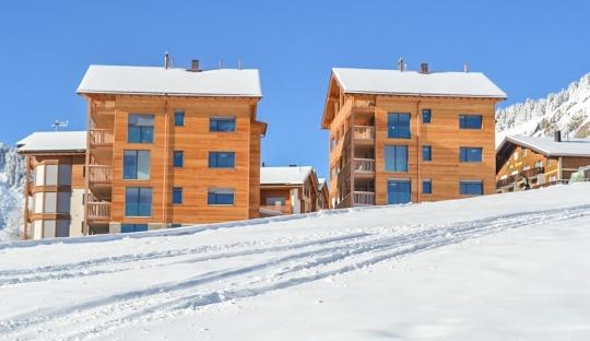2 bedroom Apartment in Valais, Riederalp