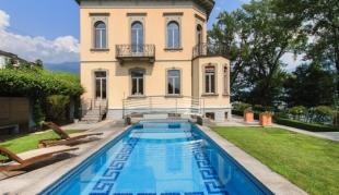 Villa in Ticino, Locarno