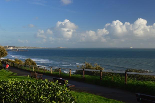 Clifftop View