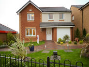 4 bed new home in Bowhill Road, Chapelhall...