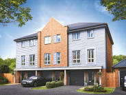 Huntercombe Lane South new development for sale