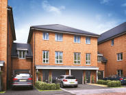 4 bed new development in Huntercombe Lane South...