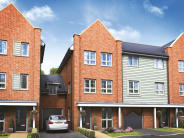 new development for sale in Huntercombe Lane South...