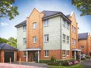 4 bed new property for sale in Huntercombe Lane South...