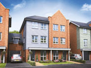 5 bed new development in Huntercombe Lane South...
