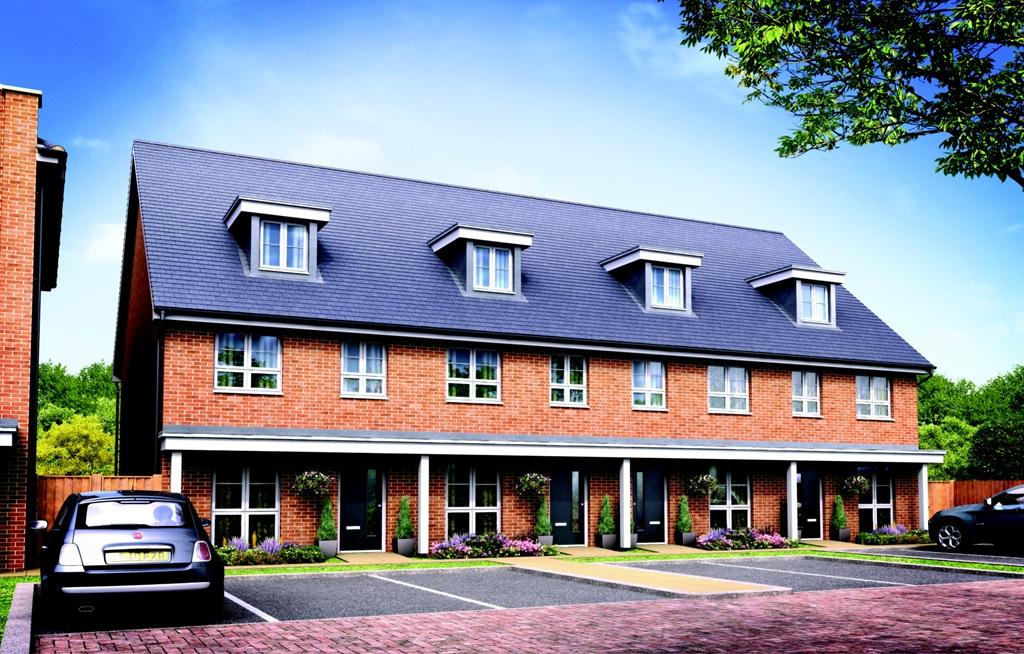 3 Bedroom Terraced House For Sale In Huntercombe Lane