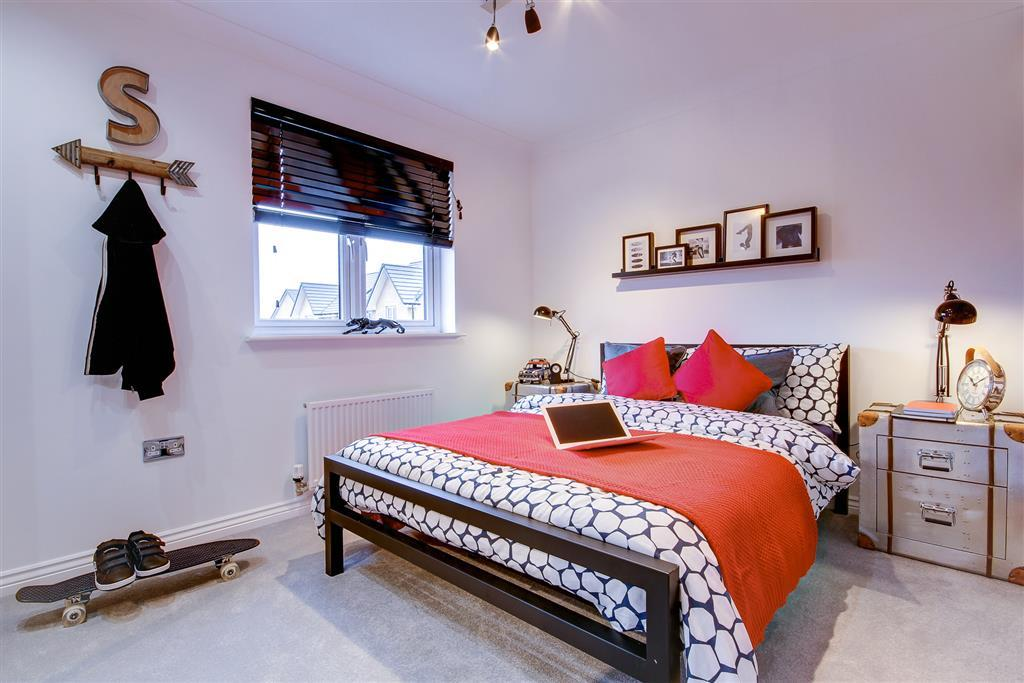 Ravens Cliff - Drummond Bedroom 3