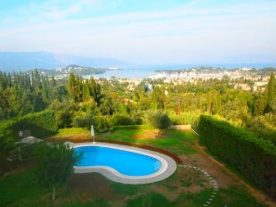 Villa for sale in Ionian Islands, Corfu