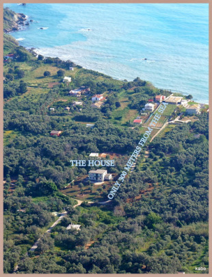 3 bed property for sale in Ionian Islands, Corfu...