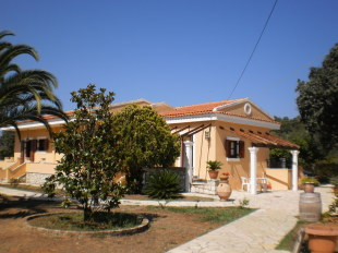 3 bed semi detached property for sale in Ionian Islands, Corfu...