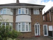 3 bed semi detached home in Marcot Road, Solihull