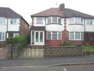 semi detached house for sale in Augusta Road...