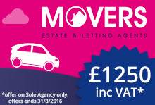 Movers Estate Agents, Marston Green