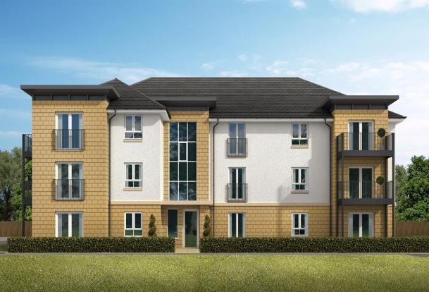 The Rannoch apartments