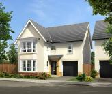 4 bed new house for sale in Buckstone Terrace...