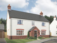 new house for sale in Brewers Lane, Badsey...