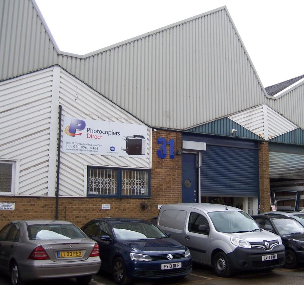 Light Industrial To Rent In Unit 31, Cumberland Business