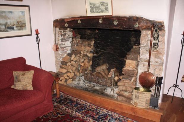 Lounge Fire