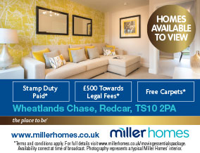 Get brand editions for Miller Homes North East, Wheatlands Chase