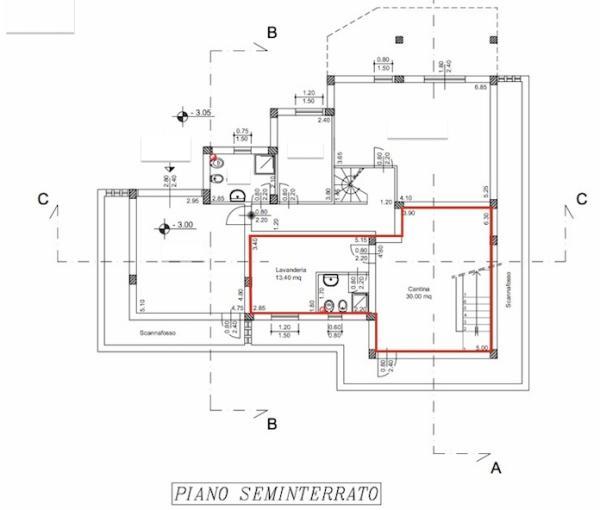 cellars plan