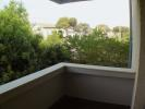 view frm the balcony