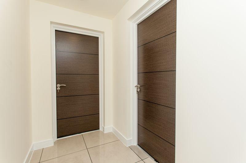 Apartment Entr...