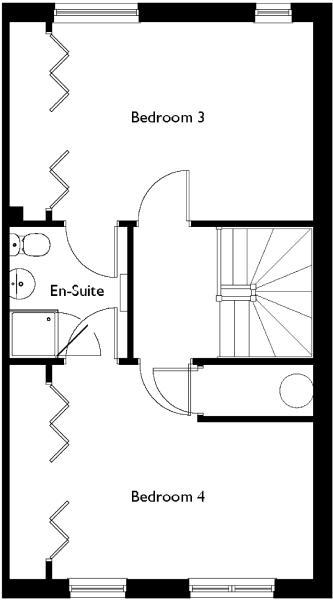 2D Second Floor