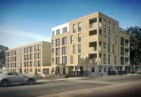 new development for sale in Sidmouth Street, London...