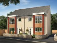 new property for sale in Garth Road, Bangor, LL57