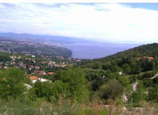 4 bed semi detached house in Kvarner-Istria, Matulji,