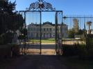 nearby chateau