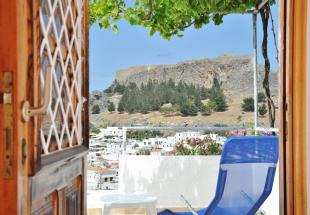 5 bedroom Terraced home in Dodekanes Inseln, Lindos...