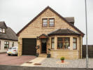 Detached home in Glenavon Court, Larkhall...