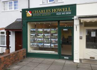 Charles Howell , Barnt Greenbranch details