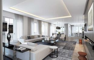 6 bedroom Penthouse in Gabriele-Tergit-Promenade 17, Berlin, Berlin, 10785, Germany